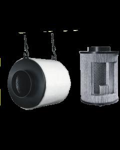 Filtro Carvão HP Ø125mm/400m3