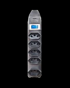 Filtro linha Foxlux Bivolt c/5 saídas