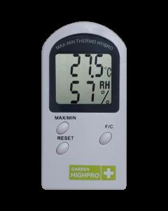 Termohigrômetro Basic - Mede a temperatura e a umidade do ambiente