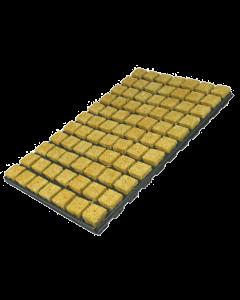 Stone Wool Tray - Cubos de 3
